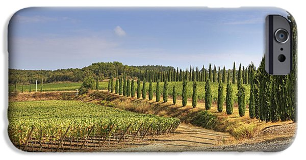 Alley iPhone Cases - Tuscany iPhone Case by Joana Kruse