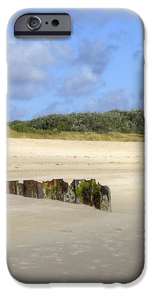 Hoernum - Sylt iPhone Case by Joana Kruse