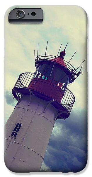 Beacon iPhone Cases - Lighthouse iPhone Case by Joana Kruse