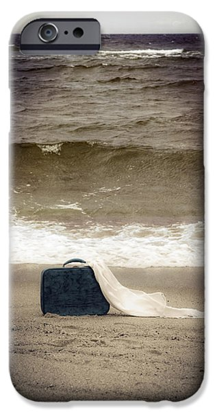 suitcase iPhone Case by Joana Kruse