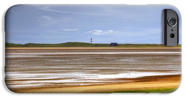 Wadden Sea iPhone Cases - Sylt iPhone Case by Joana Kruse