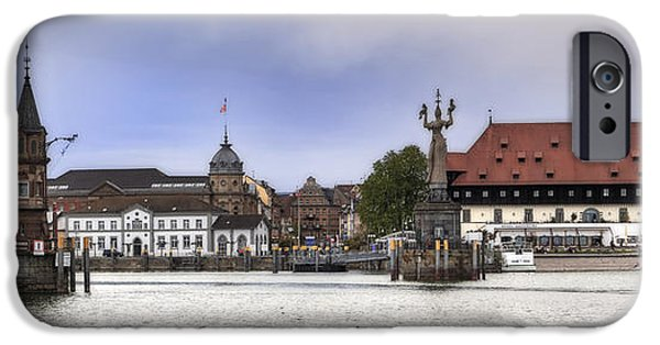 Port Town iPhone Cases - Constance iPhone Case by Joana Kruse