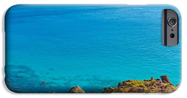 Con iPhone Cases - Sea iPhone Case by MotHaiBaPhoto Prints