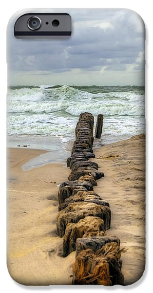Kampen - Sylt iPhone Case by Joana Kruse