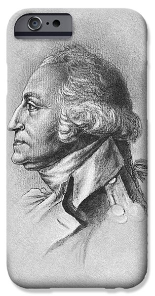 Recently Sold -  - President iPhone Cases - George Washington iPhone Case by Granger