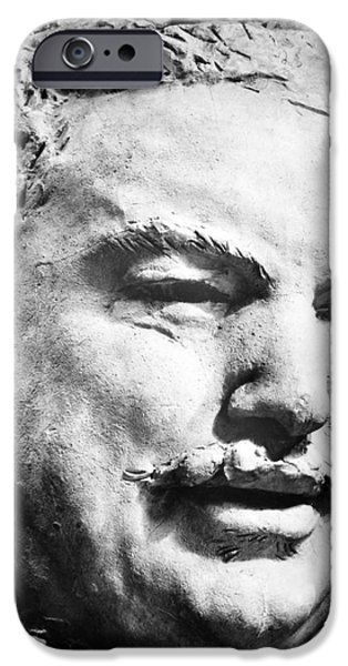 HONORE de BALZAC (1799-1850) iPhone Case by Granger