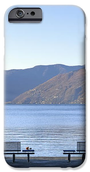 Lake Maggiore iPhone Case by Joana Kruse