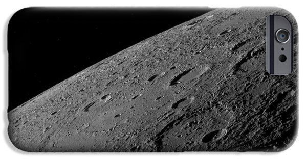 Messenger iPhone Cases - Mercury iPhone Case by Nasa