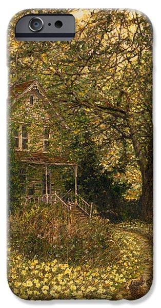 Primrose Path iPhone Case by Doug Kreuger