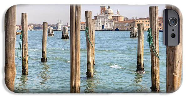 San Marco iPhone Cases - Venezia iPhone Case by Joana Kruse