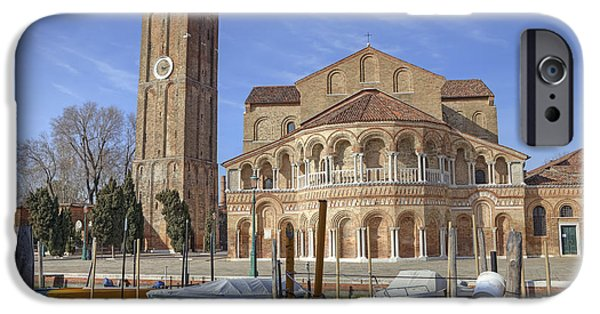 Basilica iPhone Cases - Murano iPhone Case by Joana Kruse