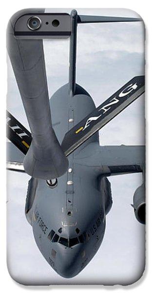 A C-17 Globemaster Iii Prepares iPhone Case by Stocktrek Images