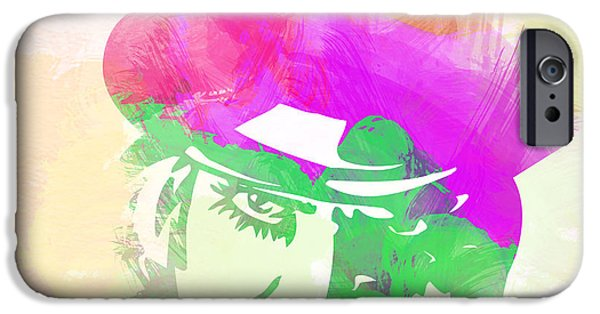 Clockwork iPhone Cases - A Clockwork Orange iPhone Case by Naxart Studio