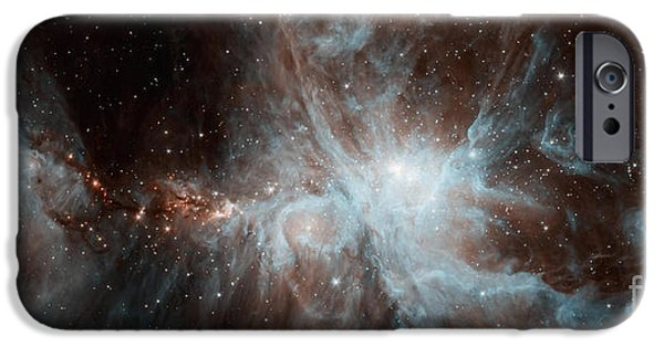 Forming iPhone Cases - A Colony Of Hot Young Stars iPhone Case by Stocktrek Images