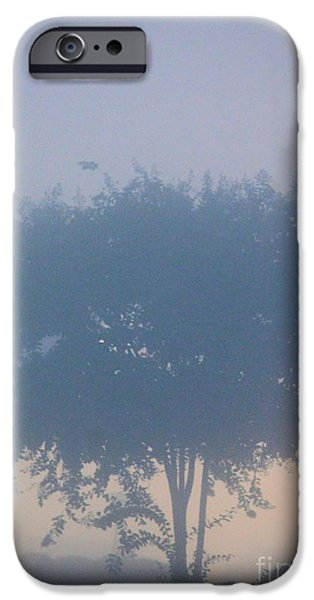 A Gothic Silhouette iPhone Case by Maria Urso