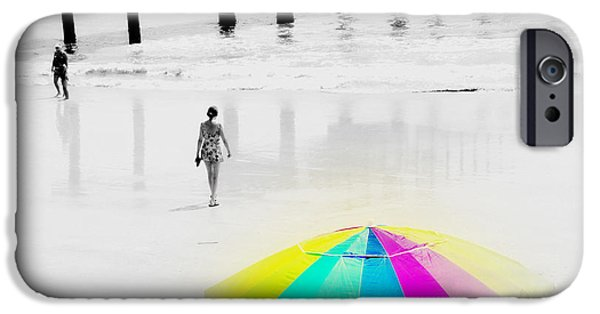 A Hot Summer Day iPhone Cases - A hot summer day iPhone Case by Susanne Van Hulst