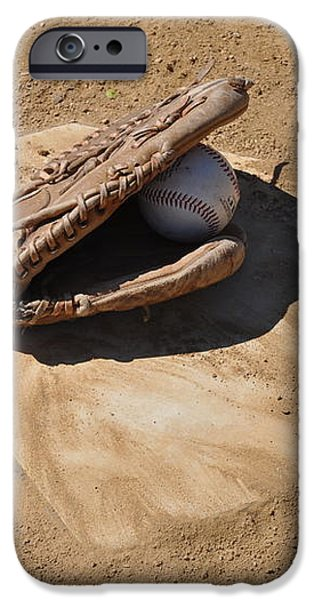 A League of the Own iPhone Case by Bill Cannon