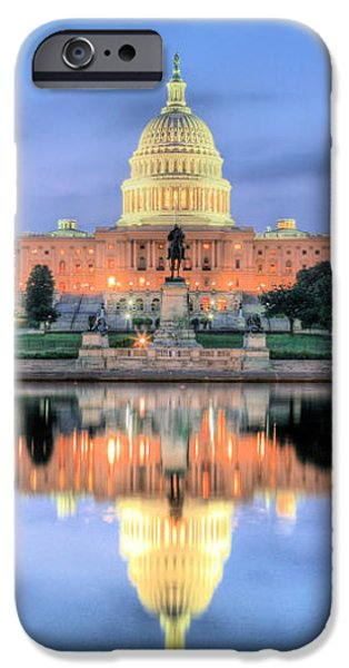 A Nation Awakens iPhone Case by JC Findley