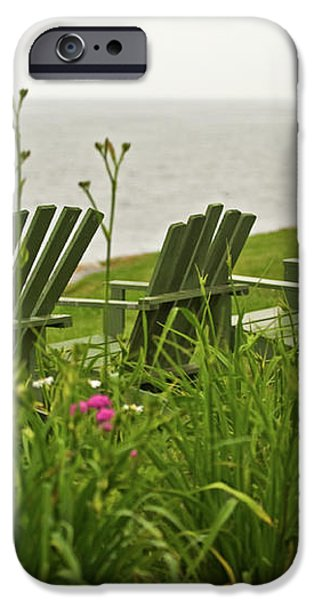 A Place to Relax iPhone Case by Paul Mangold