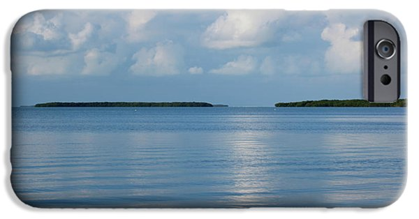Islamorada iPhone Cases - A Special Place in Islamorada Florida Keys iPhone Case by Michelle Wiarda