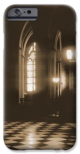A Walk Through Paris 26 iPhone Case by Mike McGlothlen