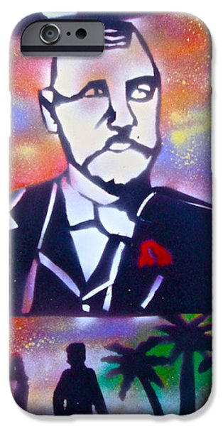 Abbott Kinney iPhone Case by TONY B CONSCIOUS