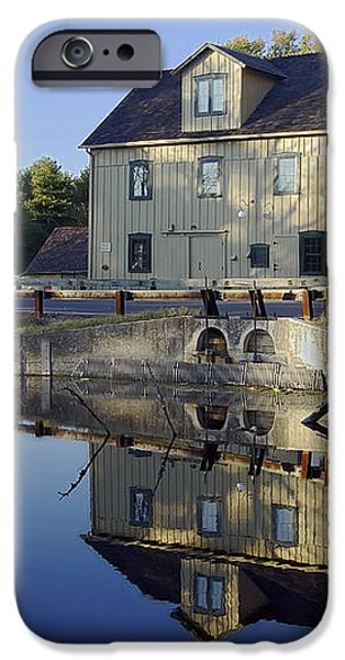 Abbotts Mill iPhone Case by Brian Wallace