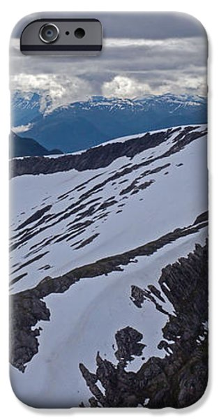 Above the Ridge iPhone Case by Mike Reid