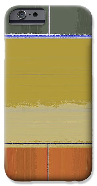 Abstract Clear Sky iPhone Case by Naxart Studio