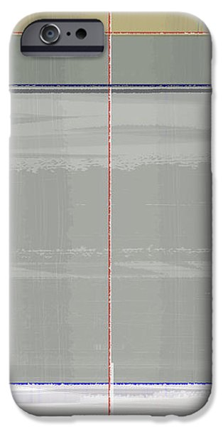 Abstract Light 7 iPhone Case by Naxart Studio