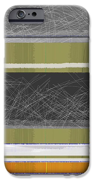 Abstract Sky iPhone Case by Naxart Studio