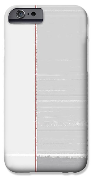 Abstract Surface 2 iPhone Case by Naxart Studio