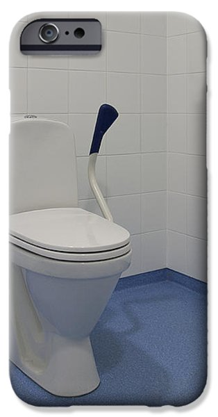 Accessible Toilet iPhone Case by Jaak Nilson