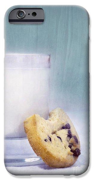 after school snack iPhone Case by Priska Wettstein