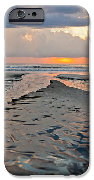 Jaco iPhone Cases - After Storm Sunset iPhone Case by Anthony Doudt