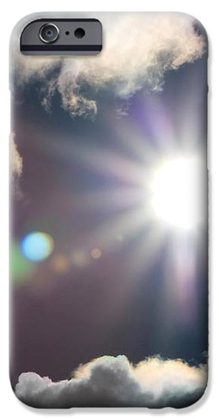 After the Storm iPhone Case by J McCombie