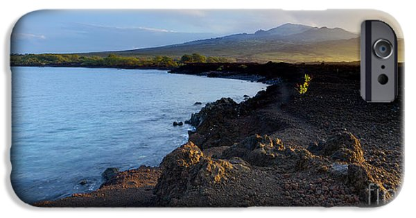 Dump iPhone Cases - Ahihi Preserve and Haleakala Maui Hawaii iPhone Case by Dustin K Ryan