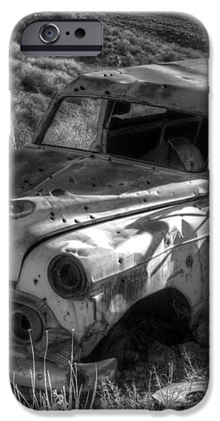 Air Conditioned By Bullet iPhone Case by Bob Christopher