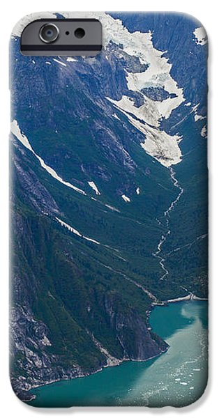 Alaska Coastal iPhone Case by Mike Reid