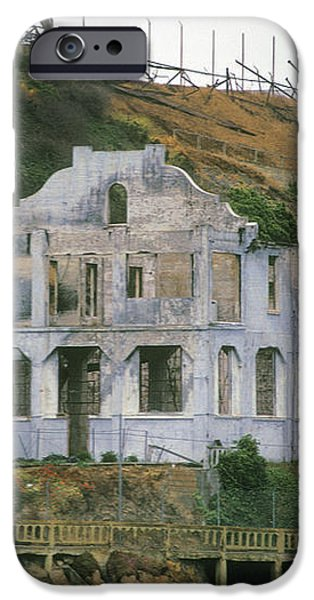 Alcatraz Skeleton iPhone Case by Paul W Faust -  Impressions of Light