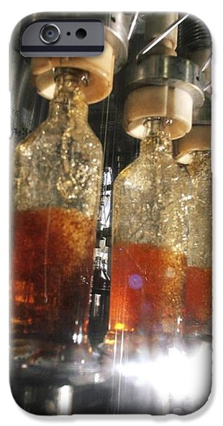 Alcoholic Drinks Production, Russia iPhone Case by Ria Novosti