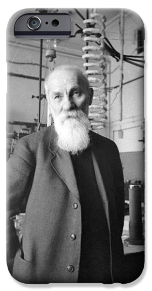 Biochemist iPhone Cases - Aleksey Bakh, Soviet Biochemist iPhone Case by Ria Novosti