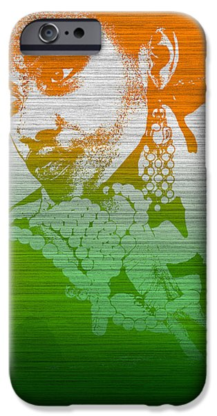 Africans iPhone Cases - Aliyah iPhone Case by Naxart Studio