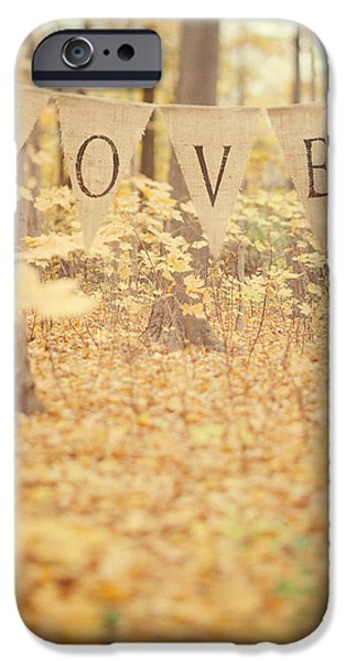 All is Love iPhone Case by Irene Suchocki