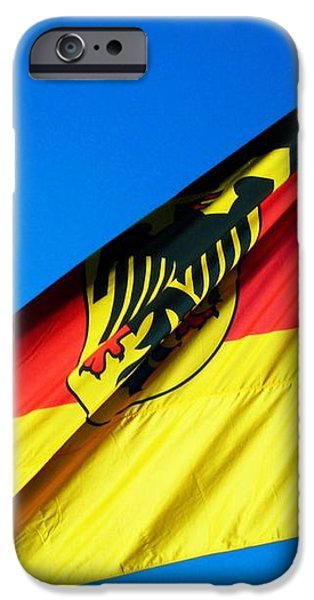 Allemagne ... iPhone Case by Juergen Weiss