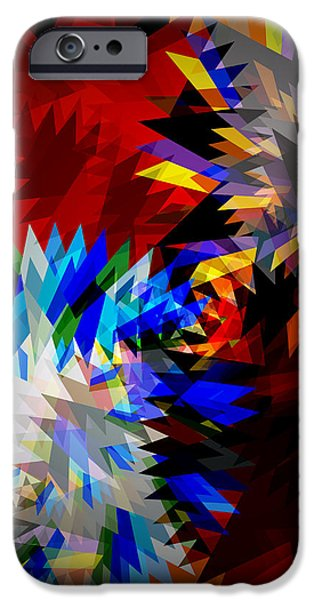Machinery iPhone Cases - Allure Blade iPhone Case by Atiketta Sangasaeng