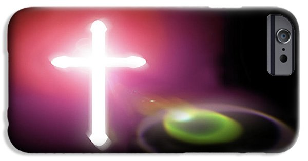 Mystifying iPhone Cases - Almighty iPhone Case by Richard Piper