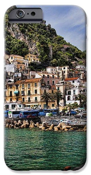 Amalfi iPhone Case by David Smith