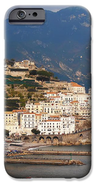 Amalfi iPhone Case by Pat Cannon