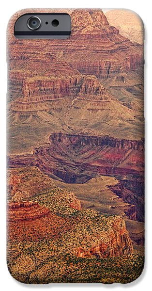 Amazing Colorful Spring Grand Canyon View iPhone Case by James BO  Insogna